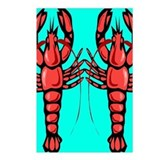 Crayfish Postcards