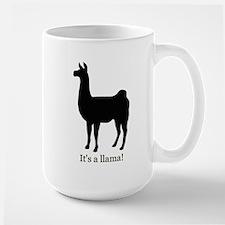 Llama Large Mug