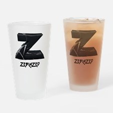 Dimensions Z Drinking Glass