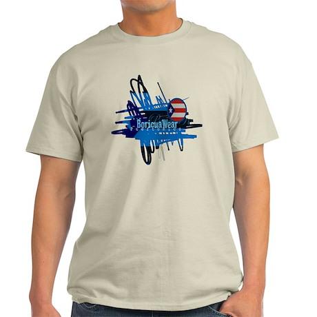BoricuaWear Light T-Shirt