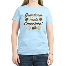 Grandmom Chocolate T-Shirt