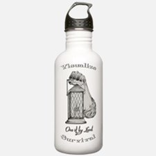 Visualize Survival One Water Bottle