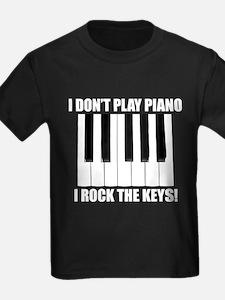 I Rock The Keys T-Shirt