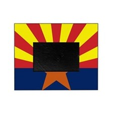 Arizona State Flag Picture Frame