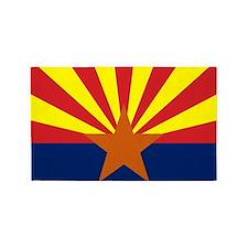 Arizona State Flag 3'x5' Area Rug