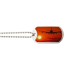 Boeing 747 Dog Tags