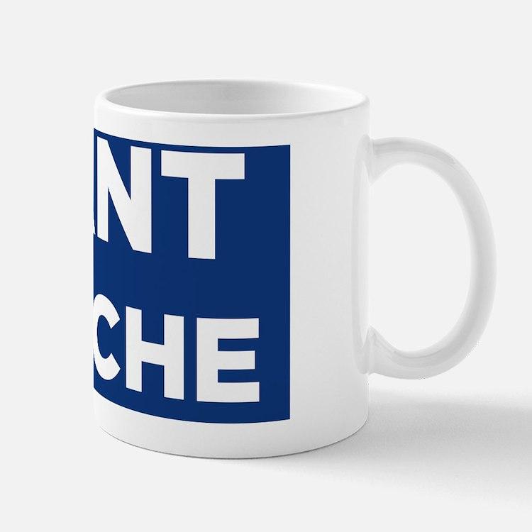 Giant Douche Mug