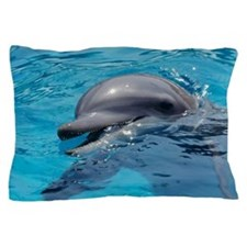 Bottlenose dolphin Pillow Case