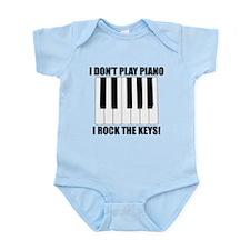 I Rock The Keys Body Suit