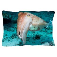 Broadclub cuttlefish Pillow Case