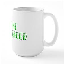 shit me im kiss faced Mug