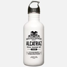 Alcatraz S.T.U. Water Bottle