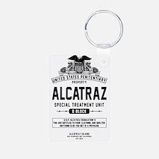 Alcatraz S.T.U. Keychains