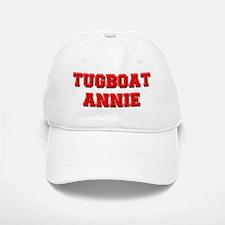 TUGBOAT ANNIE Baseball Baseball Cap