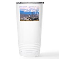 Coal power station Travel Mug