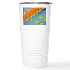 Coloured SEM of micro-a Travel Mug