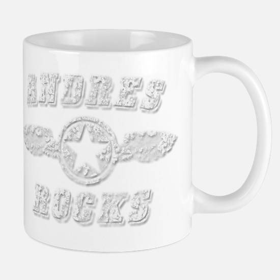 ANDRES ROCKS Mug