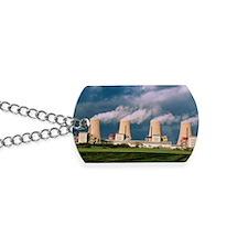 Chapelcross Nuclear Power Station, Scotla Dog Tags