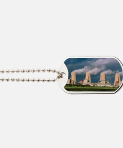 Chapelcross Nuclear Power Station, Scotla Dog Tags