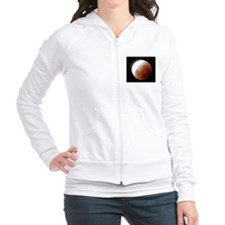 Lunar Eclipse Fitted Hoodie