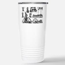 19th century steam engi Travel Mug