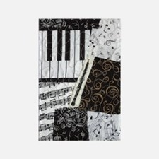 0505-kindle-oboe Rectangle Magnet
