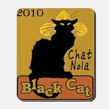 Chat Noir NOLA Mousepad