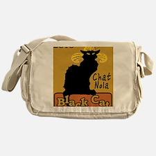 Chat Noir NOLA Messenger Bag