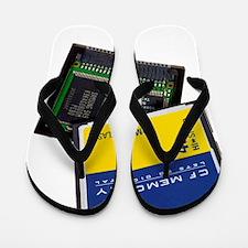 Compact flash memory card Flip Flops