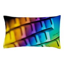Computer keyboard Pillow Case