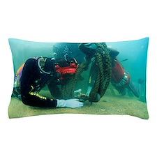 Commercial divers Pillow Case
