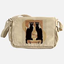 Chat Noir Messenger Bag