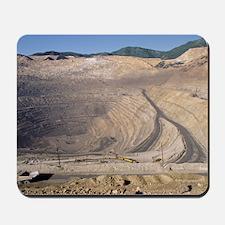 Copper mine Mousepad