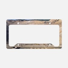 Copper mine License Plate Holder