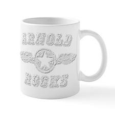 ARNOLD ROCKS Small Mug