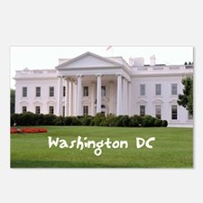 WashingtonDC_10X8_puzzle_ Postcards (Package of 8)