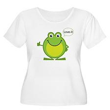 Love-it Frog T-Shirt
