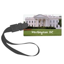 WashingtonDC_10X8_puzzle_mousepa Luggage Tag