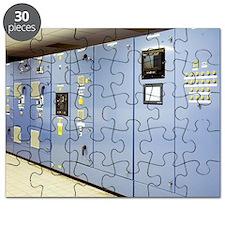 Control panel Puzzle
