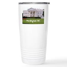 WashingtonDC_10X8_puzzl Travel Coffee Mug