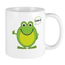 Love-it Frog Mug