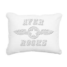 AYER ROCKS Rectangular Canvas Pillow
