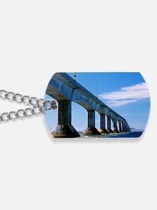 Confederation Bridge, Canada Dog Tags