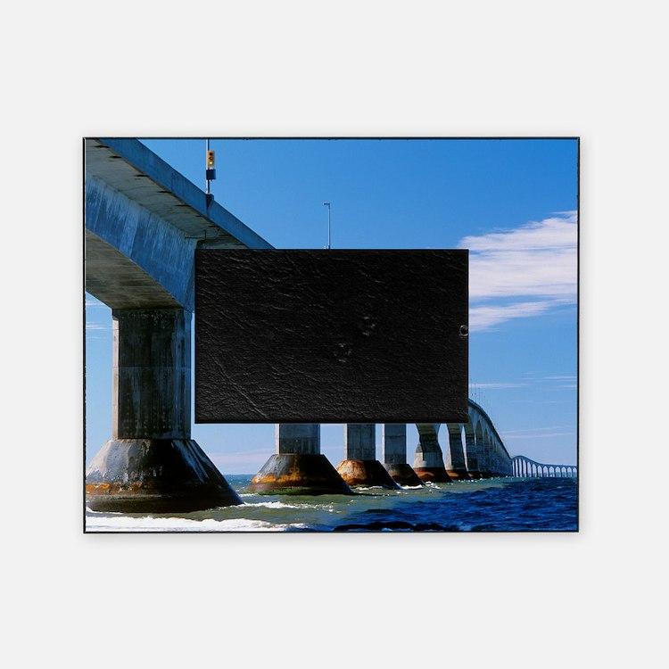 Confederation Bridge, Canada Picture Frame