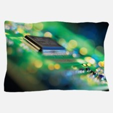 Circuit board Pillow Case