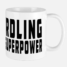 Hurdling Is My Superpower Mug