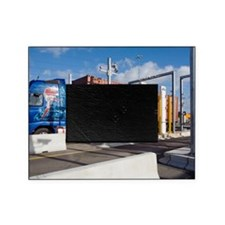 Container port security Picture Frame