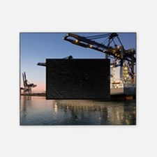 Container ship Picture Frame