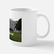 WashingtonDC_WhiteHouse1_Rectangle Mug