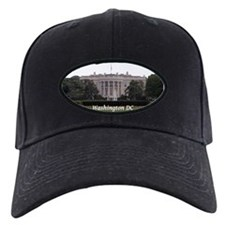 WashingtonDC_WhiteHouse2_Rectangle Baseball Hat